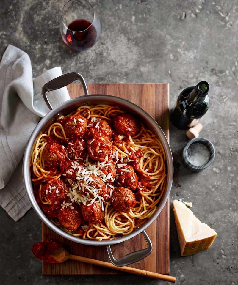 man man spaghetti