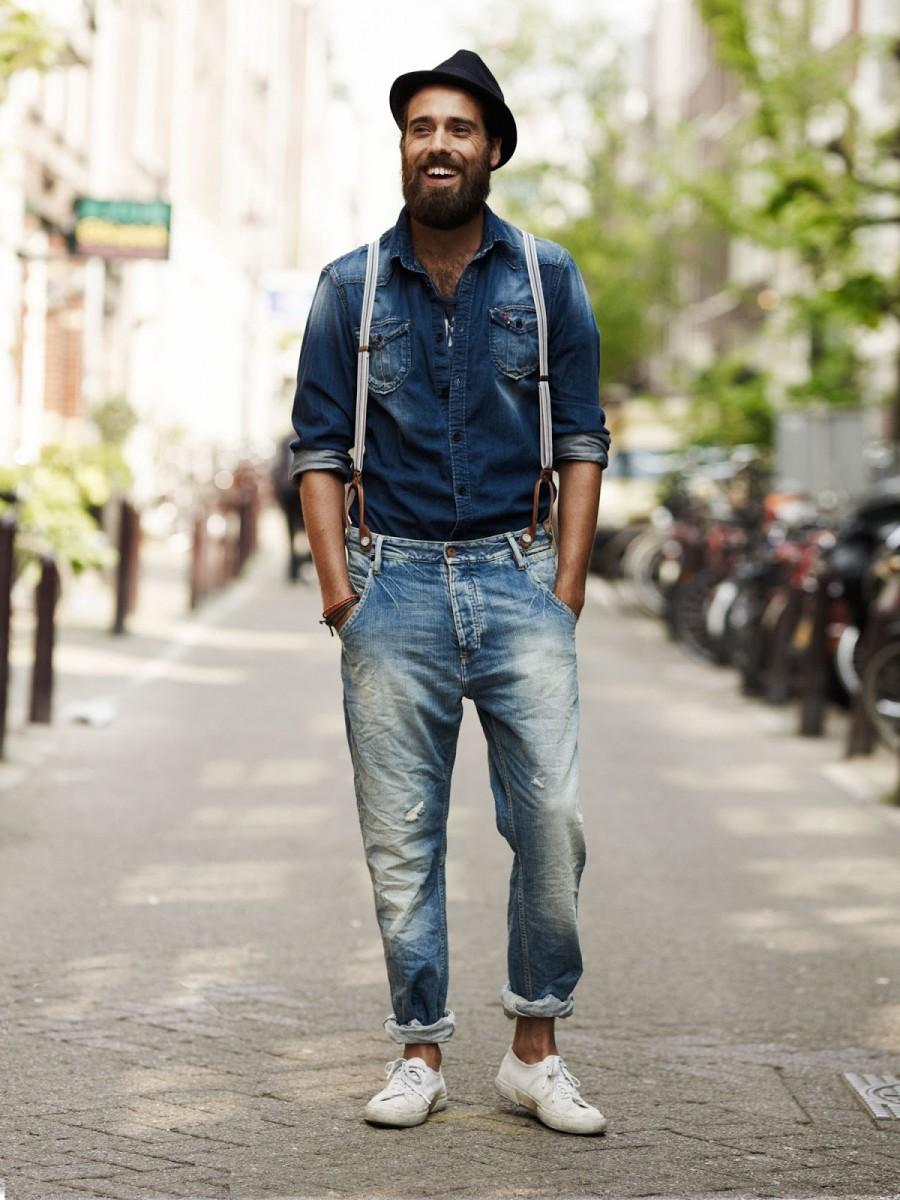 stijlvolle kleding mannen