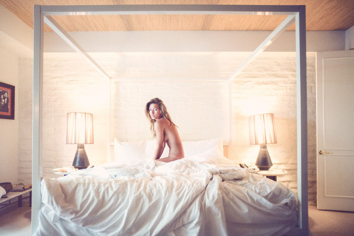 Brunette Marisa Papen model23
