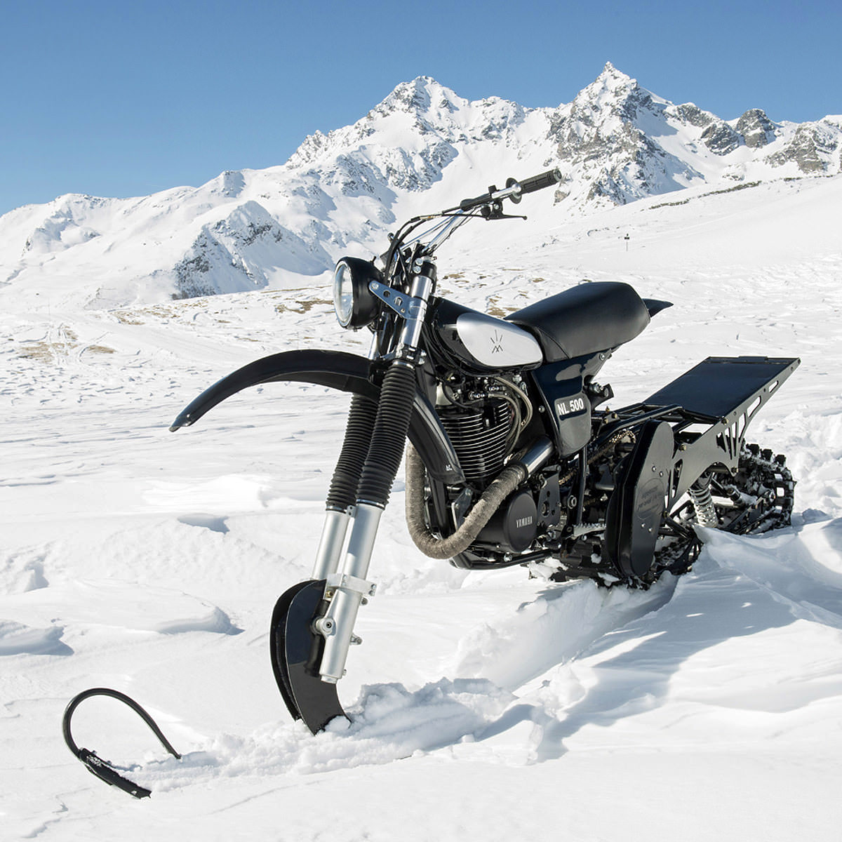 Sneeuwscooter crossmotor canada1