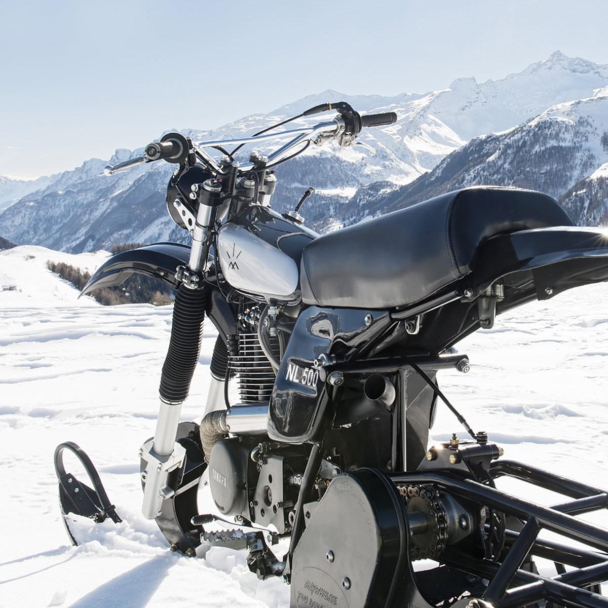 Sneeuwscooter crossmotor canada2