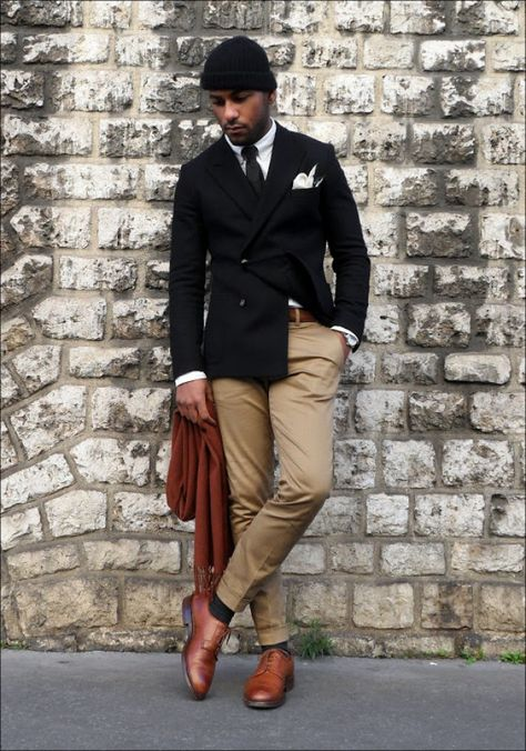 Style inspiration: camel