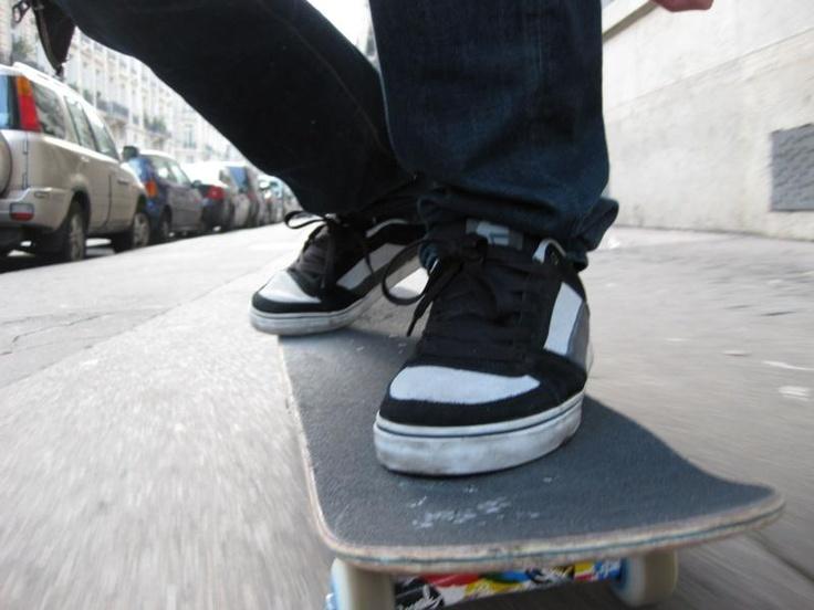 skate shoenen