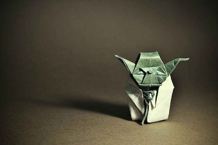 Deze Man Tilt Origami Naar Een Nieuw Niveau