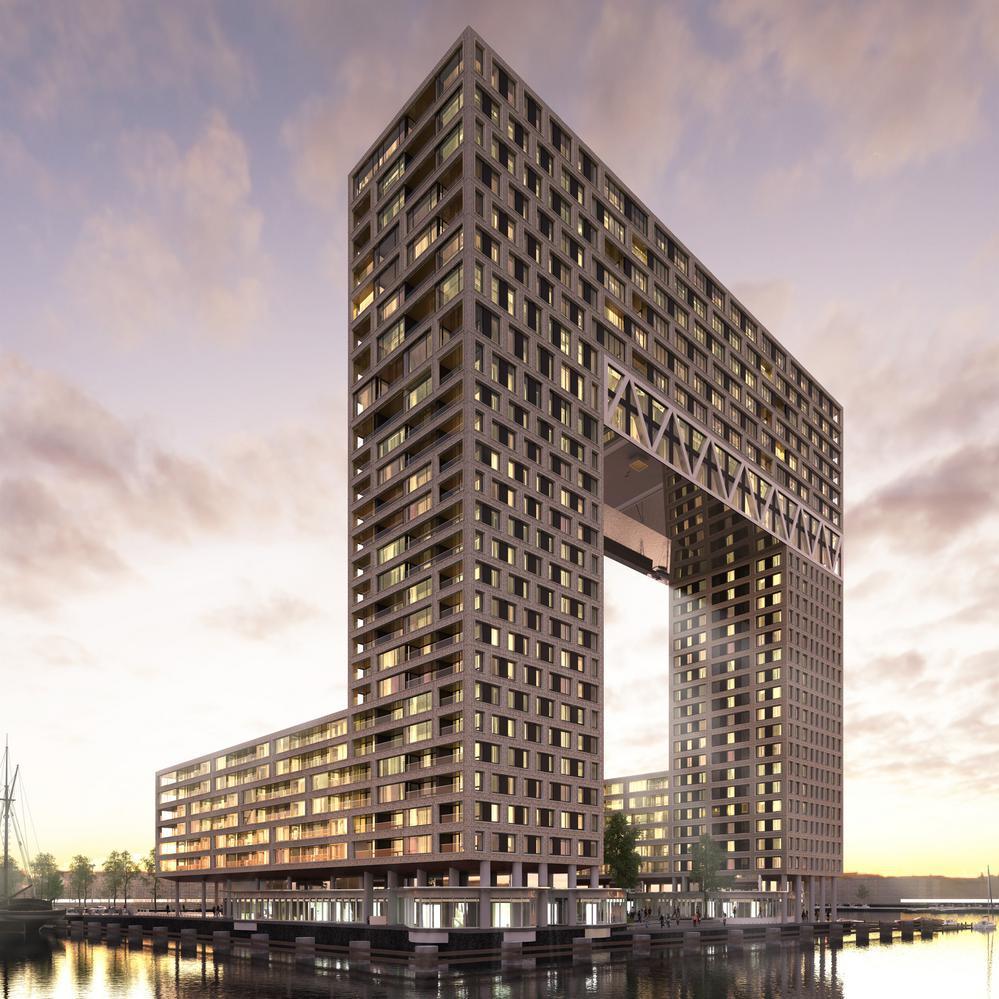 Won Yip duurste appartement Amsterdam4