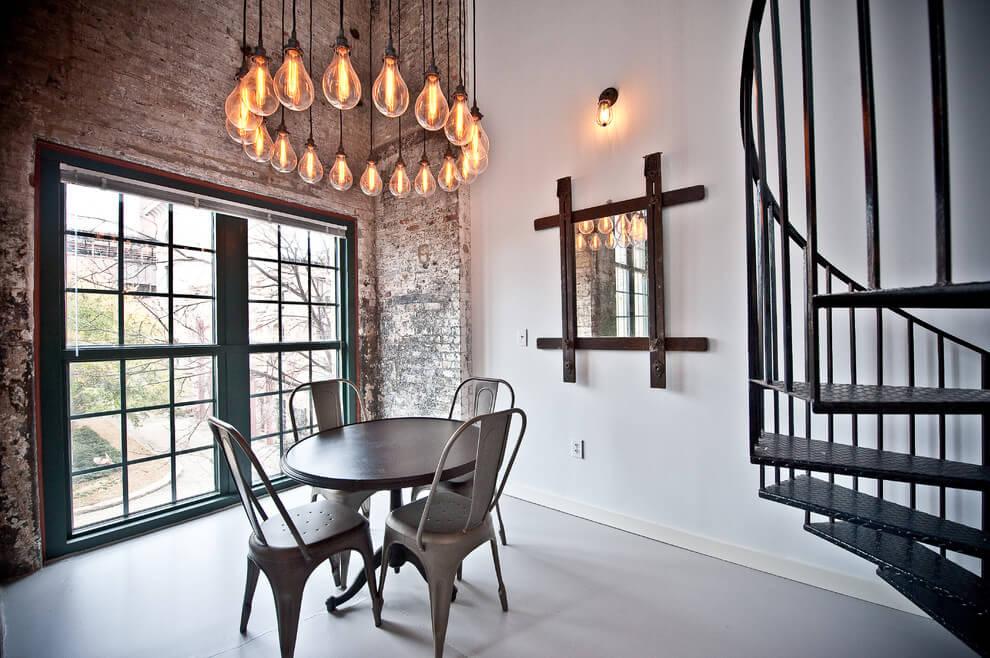 Slaapkamer Lampen Industrieel : Fulton Cotton Mill Lofts Atlanta