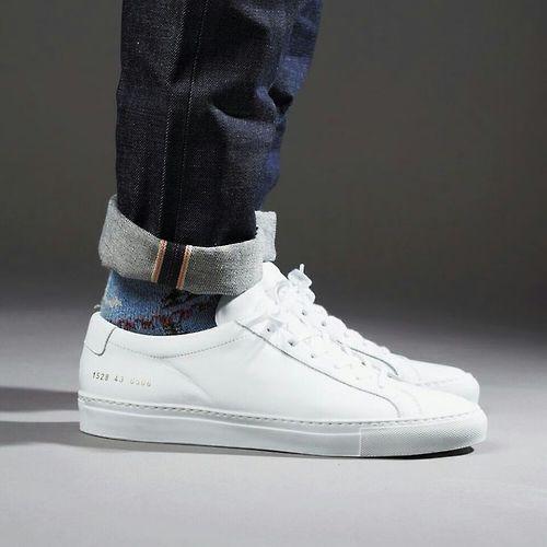 Witte sneakers: twintig manieren om ze te rocken | MAN MAN