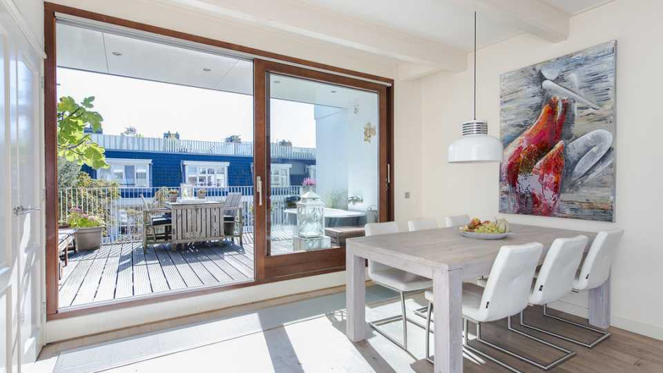Huis appartement Armin van Buuren Amsterdam1