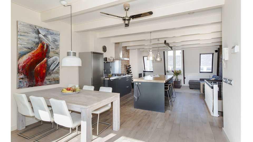 Huis appartement Armin van Buuren Amsterdam10