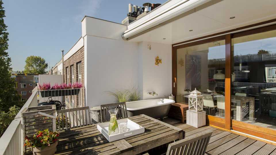 Huis appartement Armin van Buuren Amsterdam6