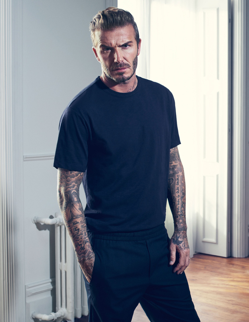 nieuwe david beckham x h m collectie is heel nice. Black Bedroom Furniture Sets. Home Design Ideas