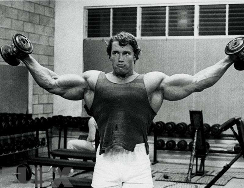 Arnold eiwitten man man