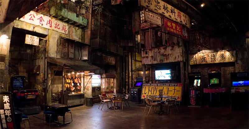 activiteiten japan arcade games