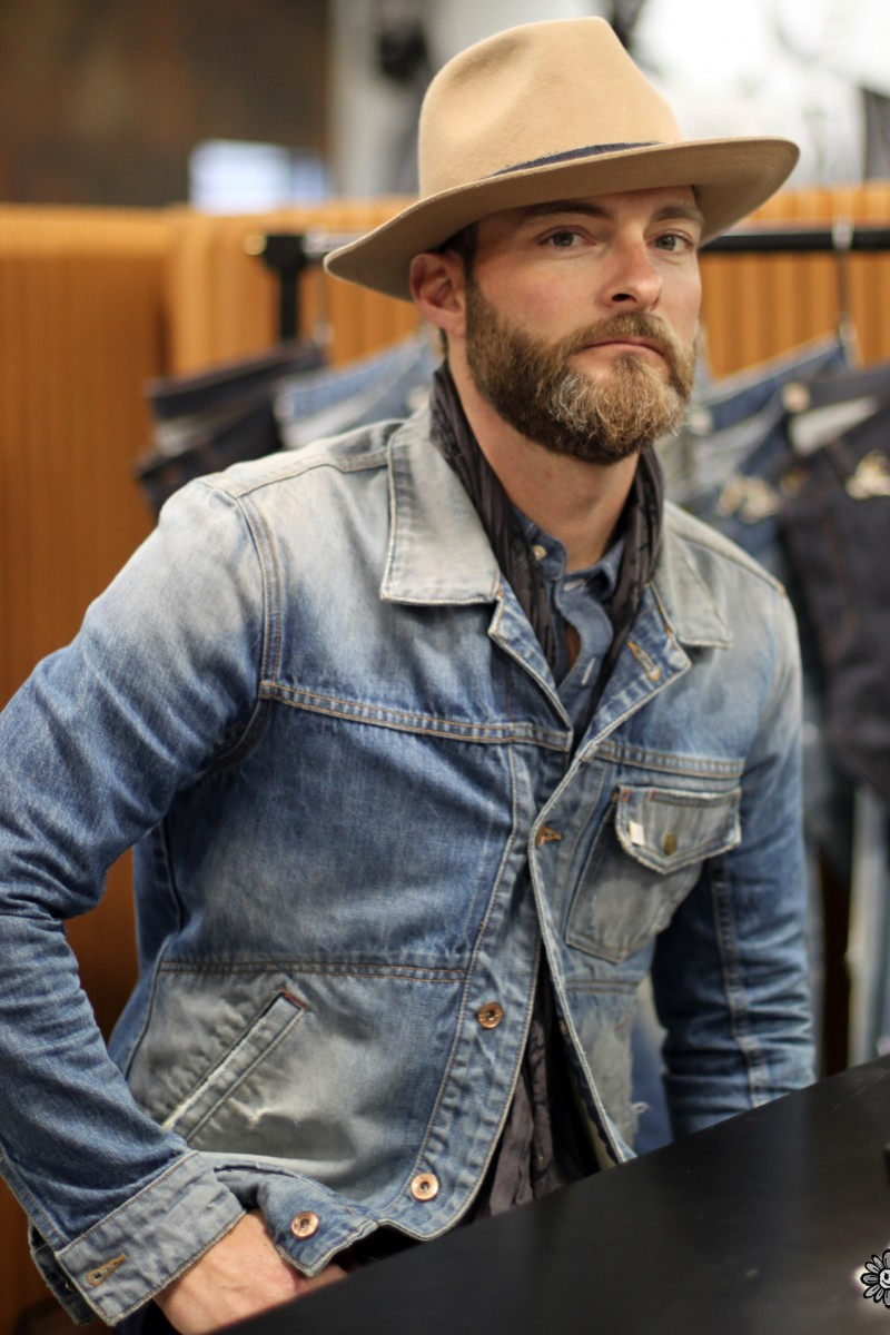 Bekend Hoe draag je als man een hoed? &NP39