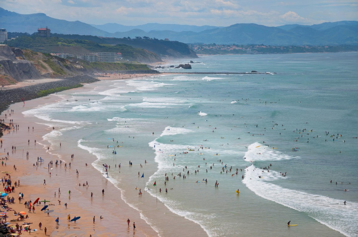 biarritz surfspots man man