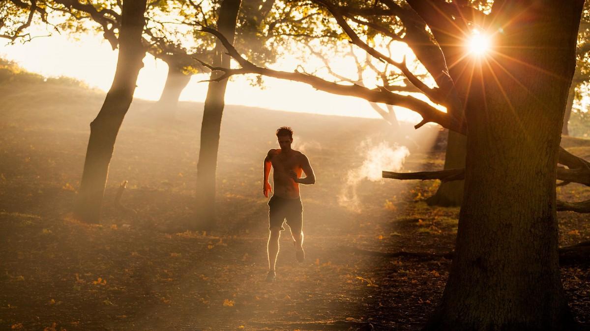 early run man man