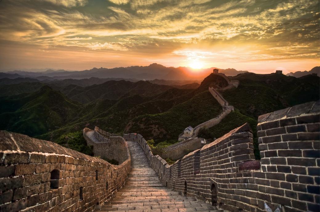 man man chinese muur bestemmingen