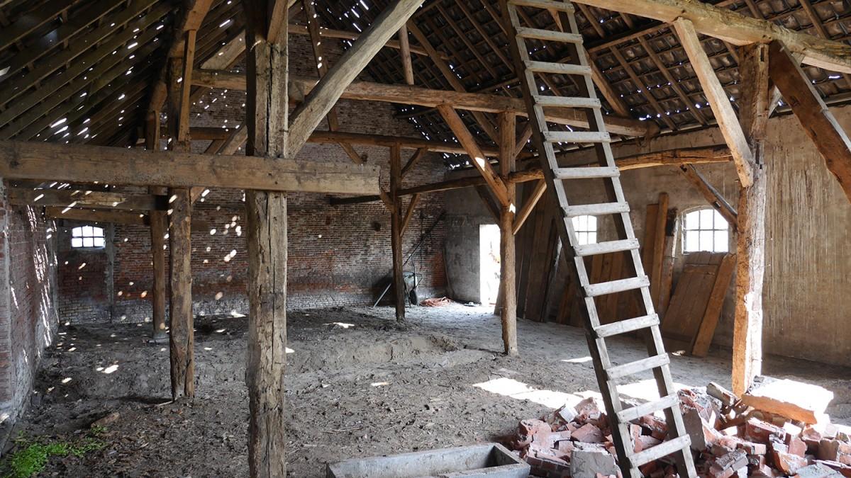 renovatie woonboerderij man man 2