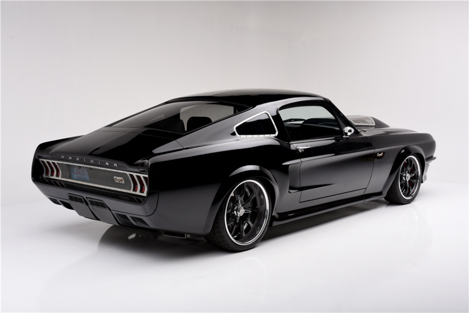 Ford Mustang Fastback5