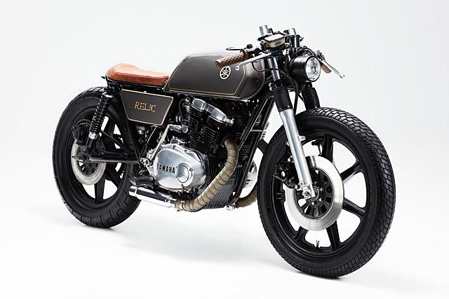 Relic Motorcycles Yamaha