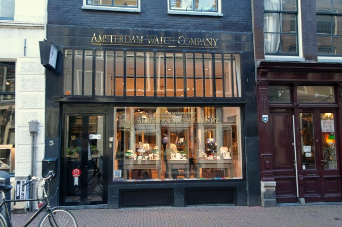 amsterdam watch company