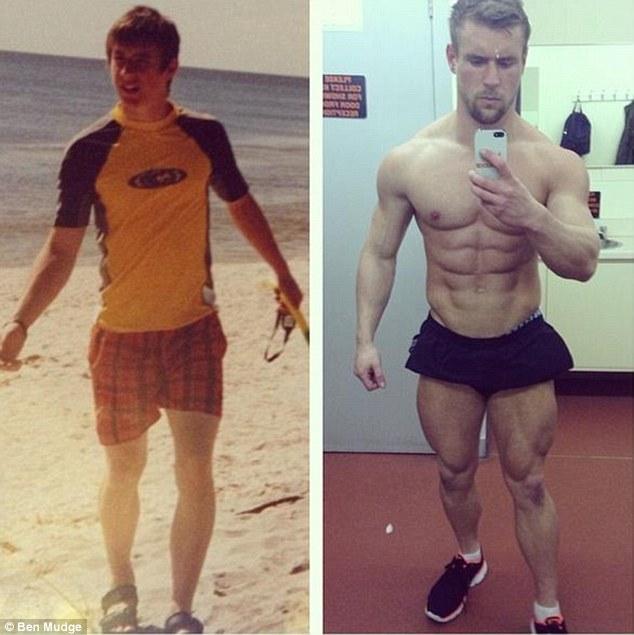 Ben Mudge Personal trainer MAN MAN