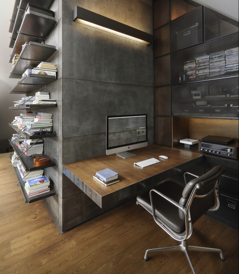 man man design desk