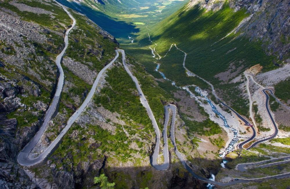 man man roadtrip scandinavie