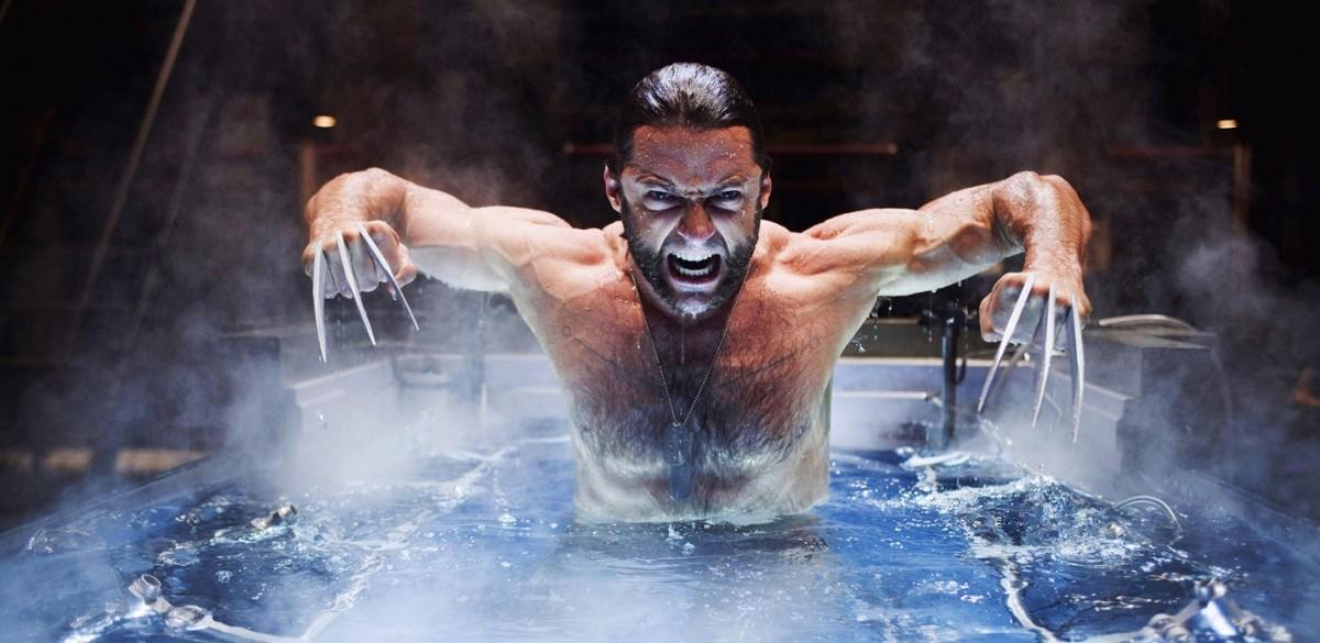 wolverine borstspieren workout man man