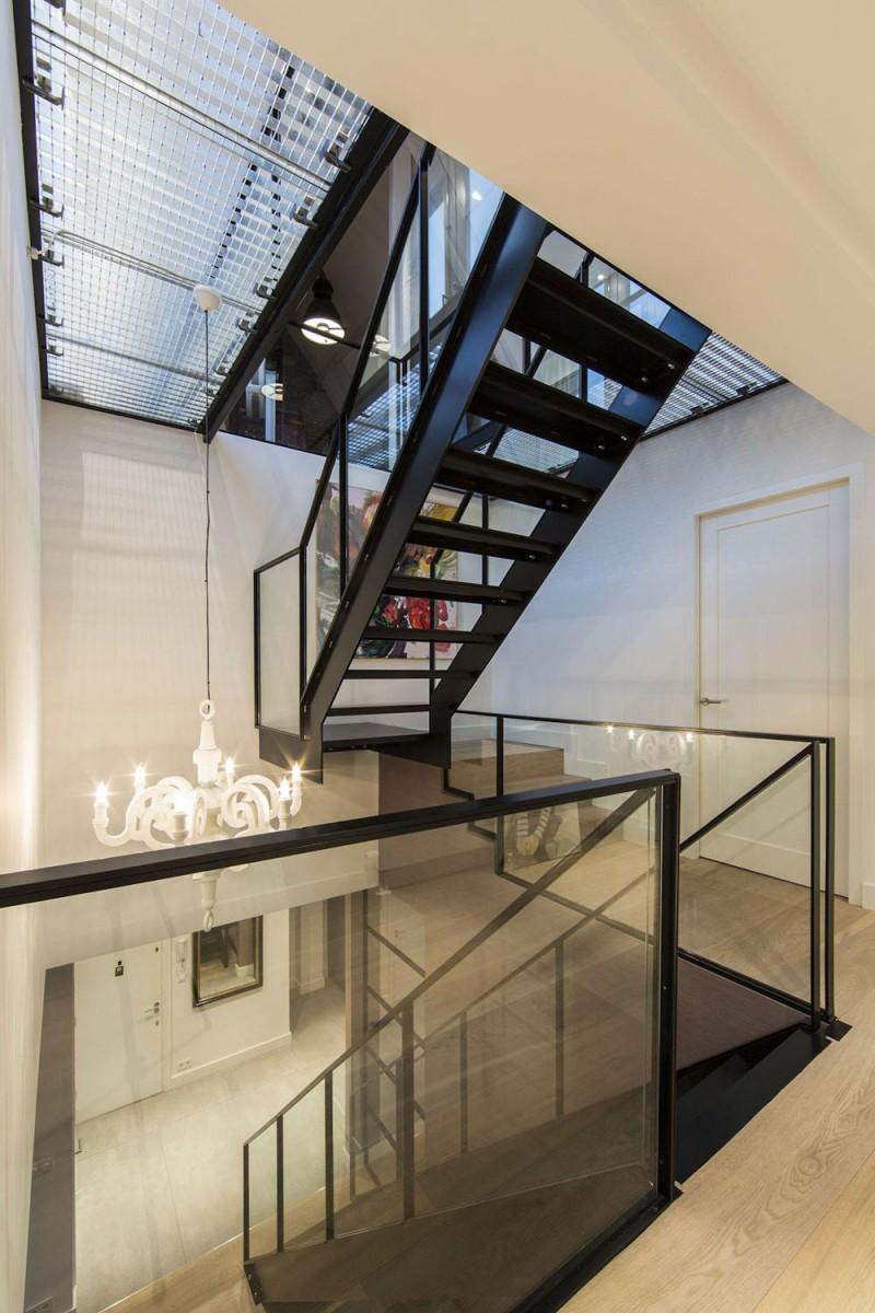 Bruut Amsterdams Appartement