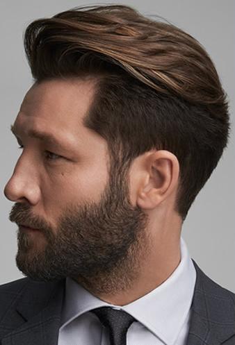 volle baard trimmen