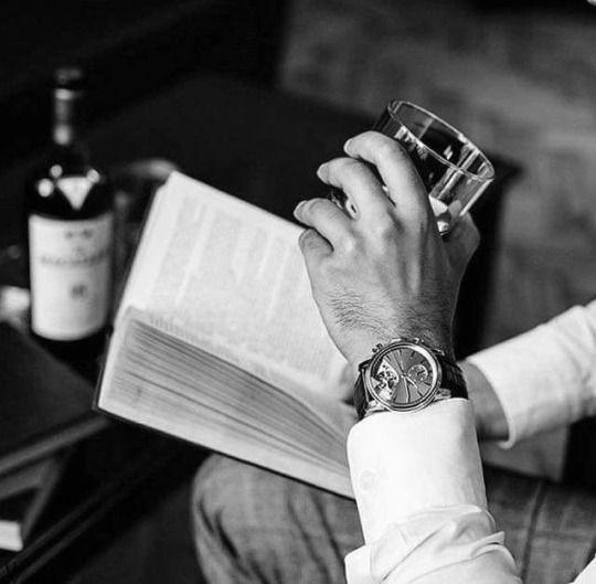 boeken lezen man man
