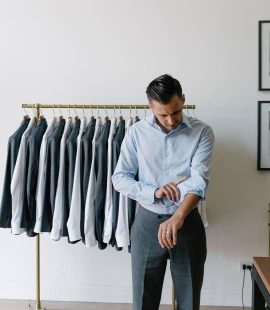 kledingstukken investeren man man