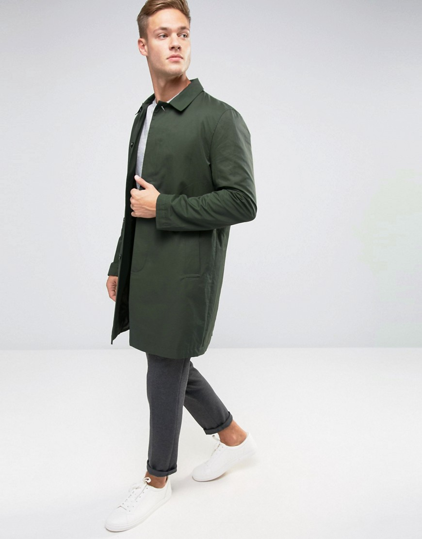 ASOS New look mac jacket jas herfst heren MAN MAN