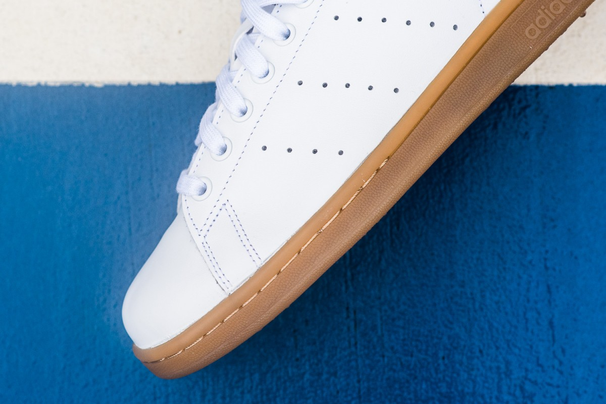 Adidas stan smith gum sole sneakers man man 6