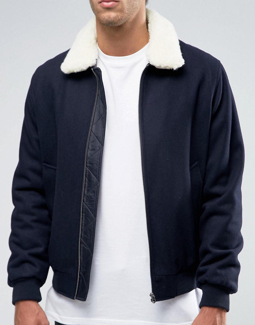 Asos bomber jackets jas herfst winter heren MAN MAN