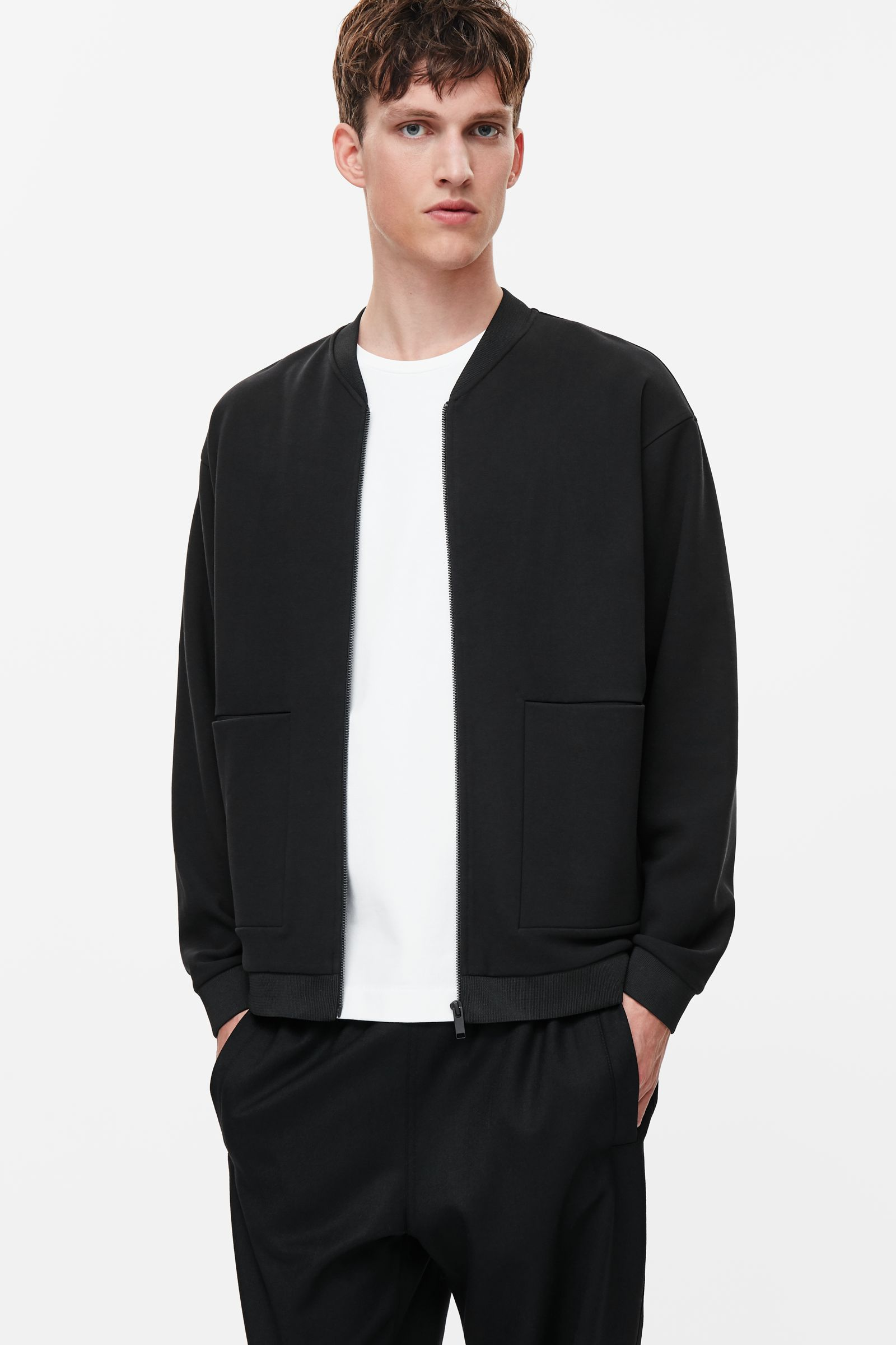 Cos bomber jackets heren MAN MAN