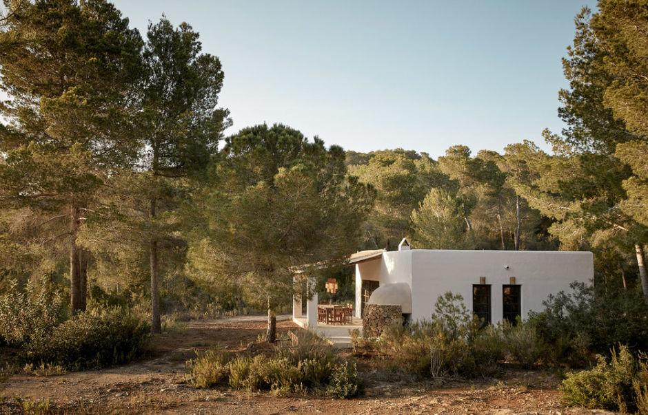 Ibiza paradijs verblijf man man3
