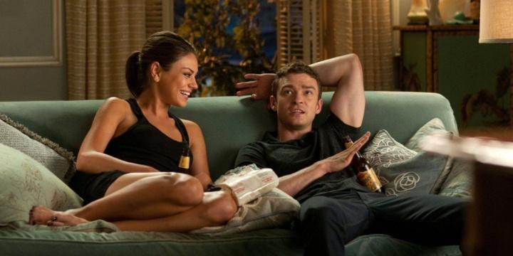 Friends with benefiets film justin Timberlake scheten laten MAN MAN