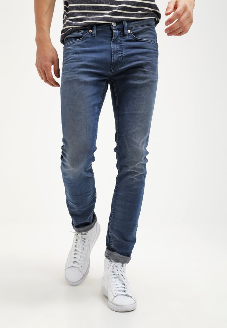Kings of Indo Heren denim jeans broeken merken MAN MAN
