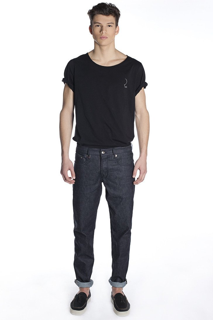 Ru denim jeans heren denim merken  MAN MAN