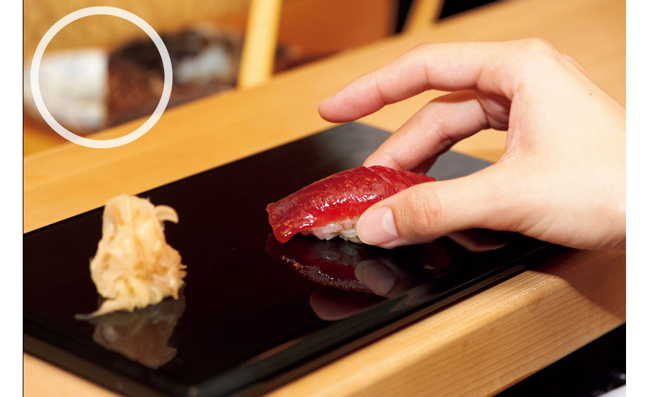 Sushi eet je zo tafelmanieren sushi guide man man 1