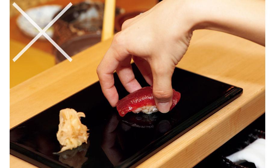 Sushi eet je zo tafelmanieren sushi guide man man 2