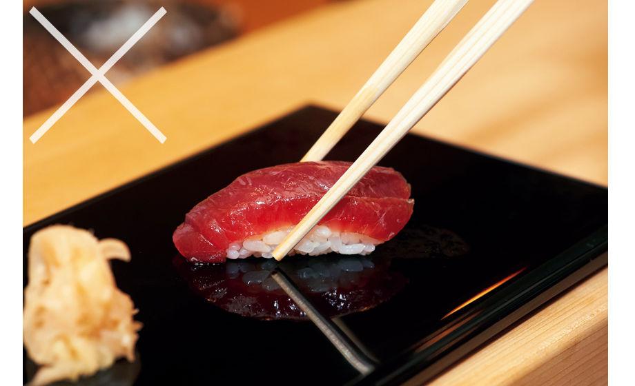Sushi eet je zo tafelmanieren sushi guide man man 4