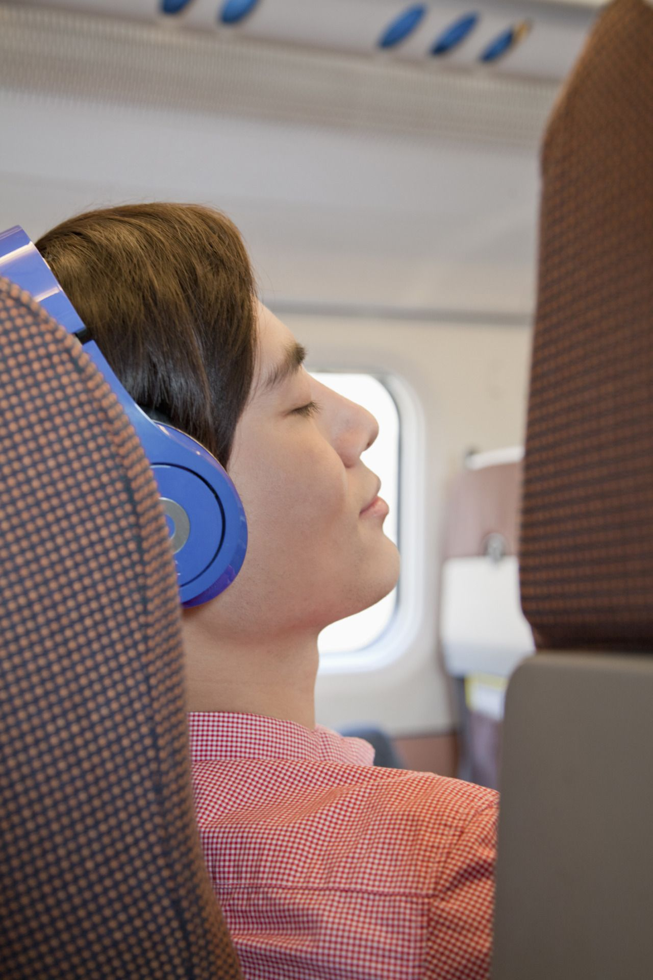 Vliegtuig passagier ergernissen man man irritant 4
