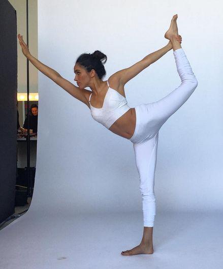 man man yoga meghan markle rachel zane