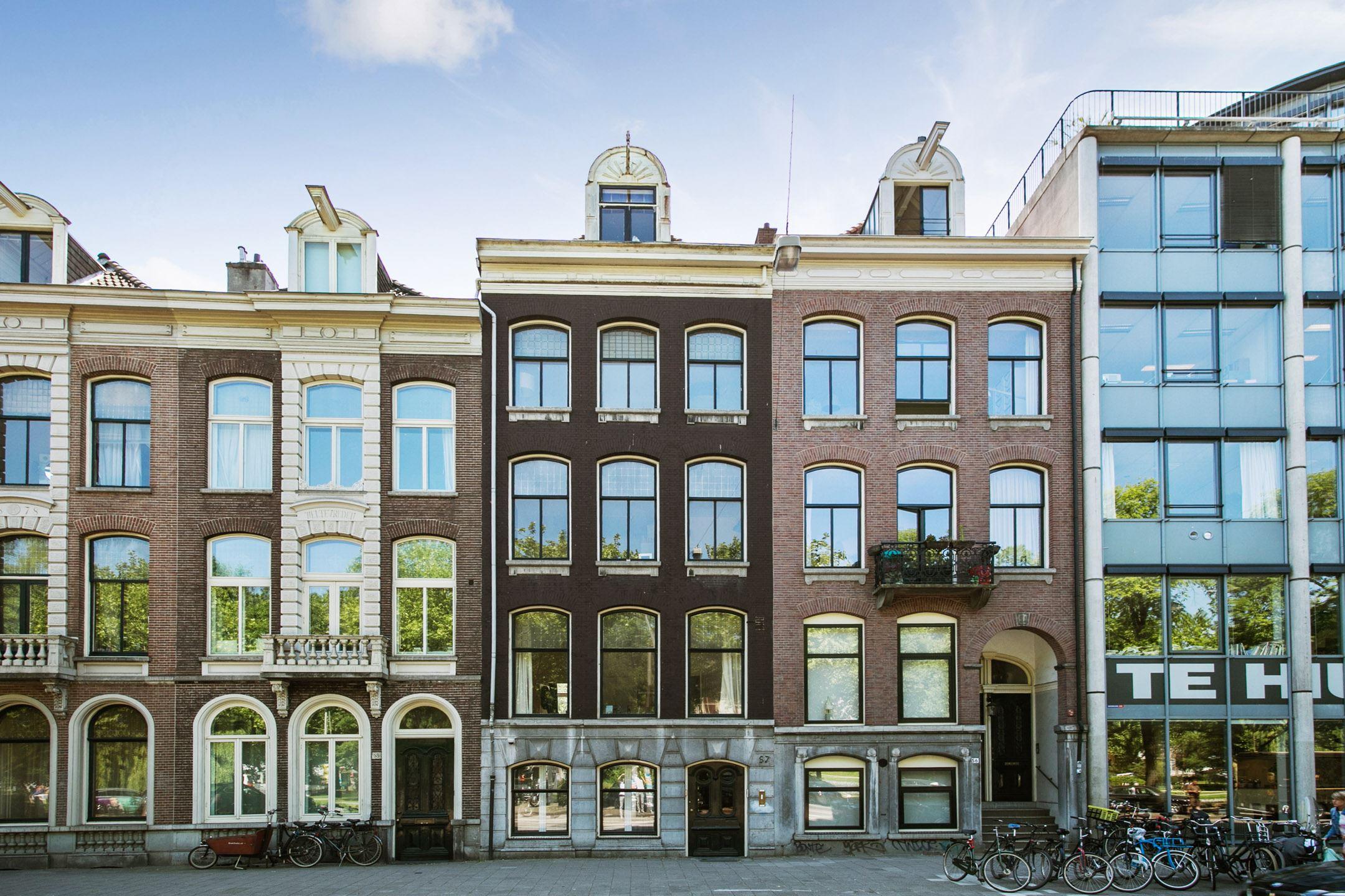 woning in Amsterdam