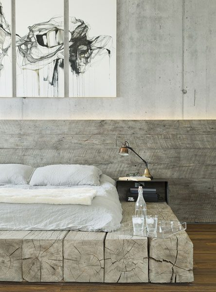 stijlvolste bed-Subu Design Architecture-bed-wooninspiratie-MAN MAN