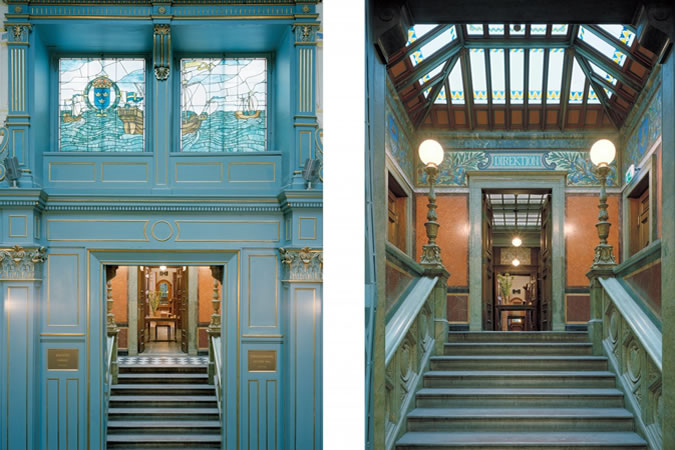 Acne studios interieus stockholm zweden man man kantoren 3