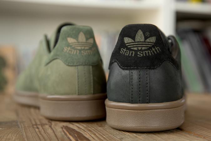 Adidas stan smith winterised gum sole man man 2